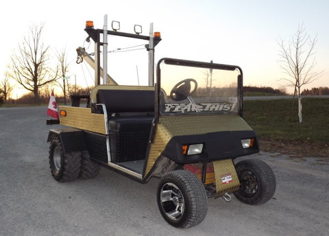 Golf-Cart-Tow-Truck-Ezgo-1989-Gas-Gold-Cartguy.ca-11