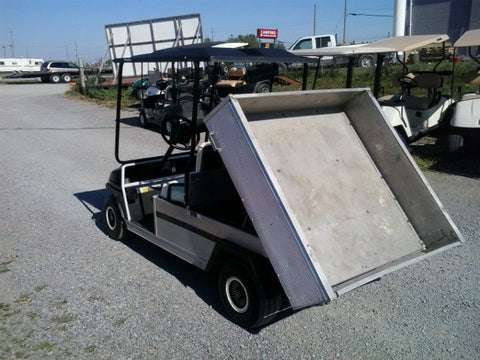 2006 Gas Club Car Carryall with new roof