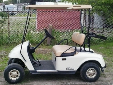 2012 Ezgo TXT electric Golf Cart with Warranty.