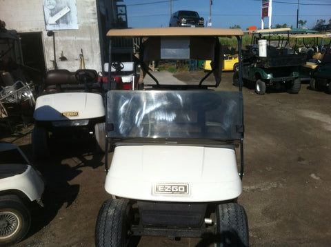 2007 Ezgo TXT electric Golf Cart with Warranty, 6 just arrived