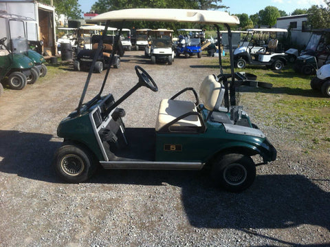 2003  Club Car Gas Golf Carts