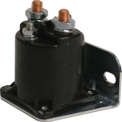 JH2-81950-02-00 Solenoid 12V 4 Terminal - Yamaha Gas G2 Only