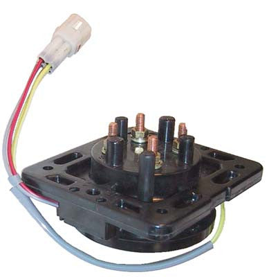 JN4-82917-01-00 Forward & Reverse Switch Assembly G14, G16 Yamaha