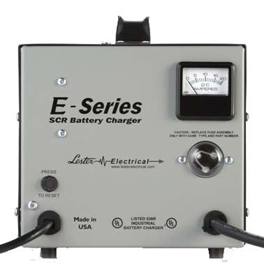 "JN4-H2107-00 Charger Lester ""E"" Series, 36V 21A"