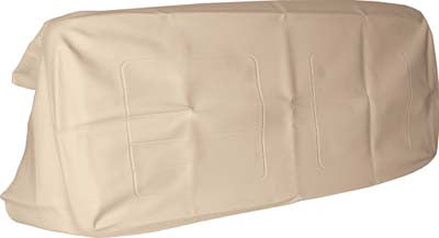 JU0-K8404-00-00Seat Bottom Tan Covers Only -  Yamaha G14, G16, G19, G20, G21, G22