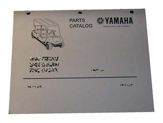 LIT-1001J-41-85 Manual - Yamaha Gas & Electric 1985 to 1988, Parts, G2