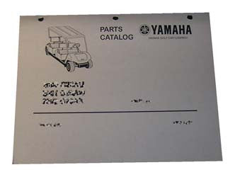 LIT-1001J-41-89 Manual - Yamaha Gas & Electric 1989 to 1991, Parts, G2