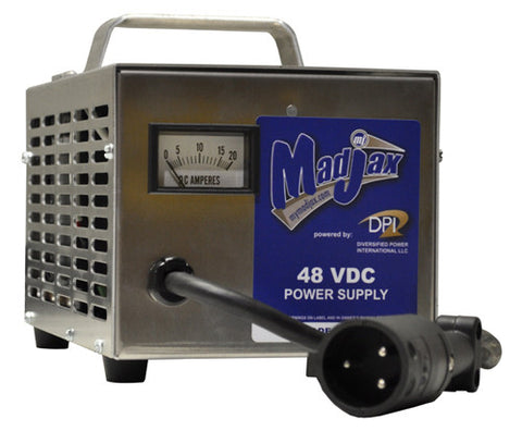 MJ100048V-48-V-Charger-Club-Car-IQ-OBC-17-amp-On-Board-Ammeter