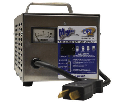 MJ100236V-36-V-Charger-Club-Car-DS-17-amp-On-Board-Ammeter
