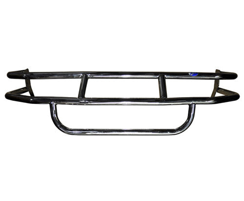 Stainless Brush Guard. Will fit E-Z-GO TXT Golf Carts