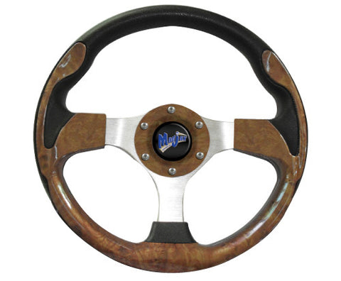 Ultra-Colllection-Golf-Cart-Steering-Wheel-madjax-Woodgrain-cartguy-ontario-dealer-mjultraw-club-car-ezgo-yamaha