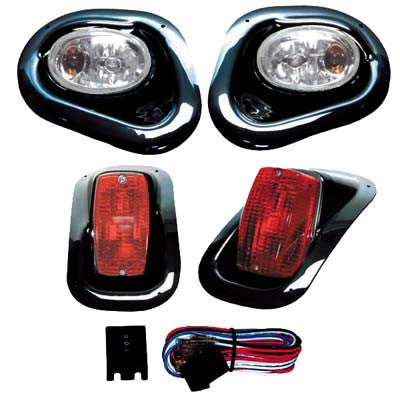 gca-jw115-00 Head Light Kit - Yamaha G29 Gas & Electric 2007 & Up
