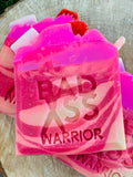 Cancer Warrior Awareness High Top Soap