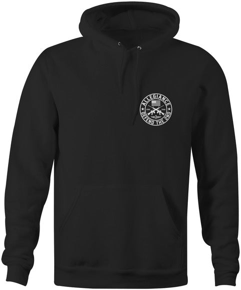 Defend The 2nd Back Hit Hoodie