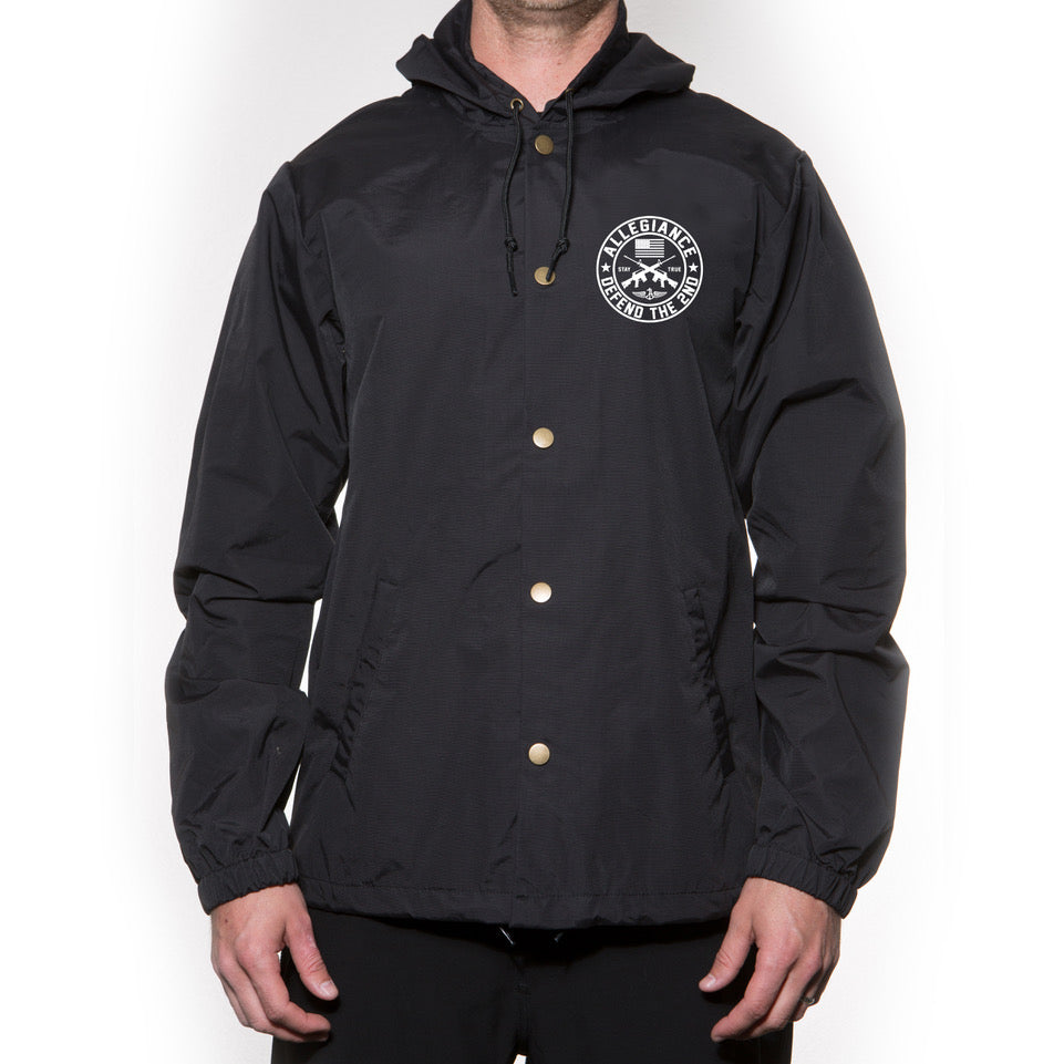 Defend the Second Windbreaker