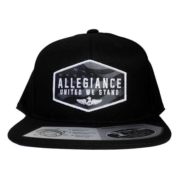 Alle. Glory Stealth Flexfit Snapback 110