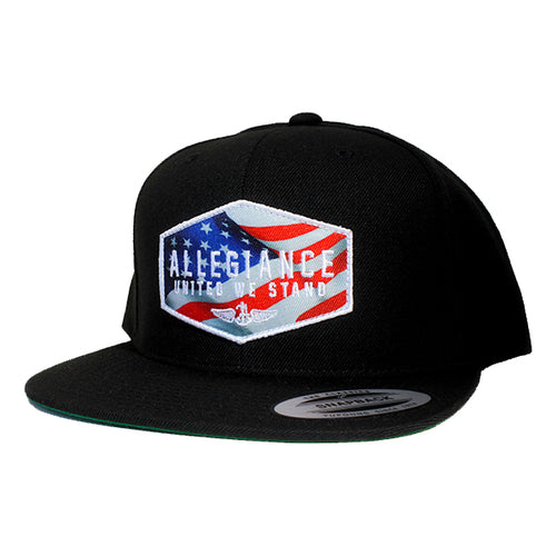 Alle. Glory Snapback Hat