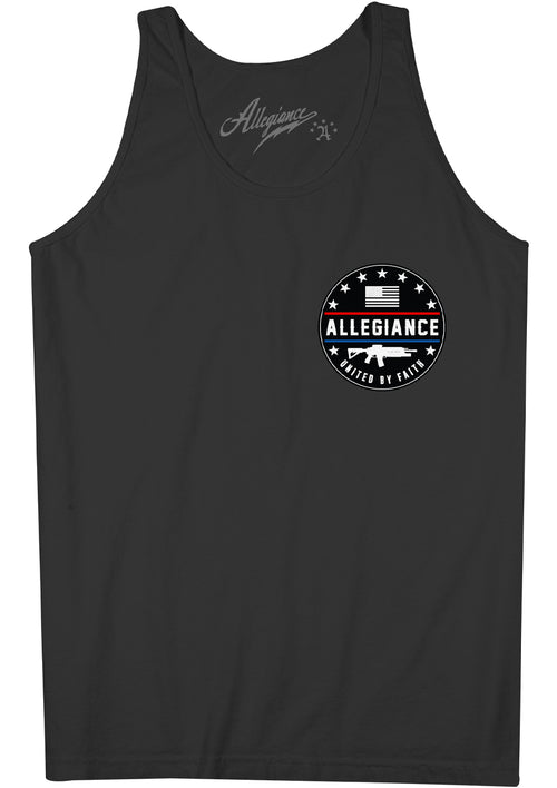 Alle. Combat Back Hit Tank Top