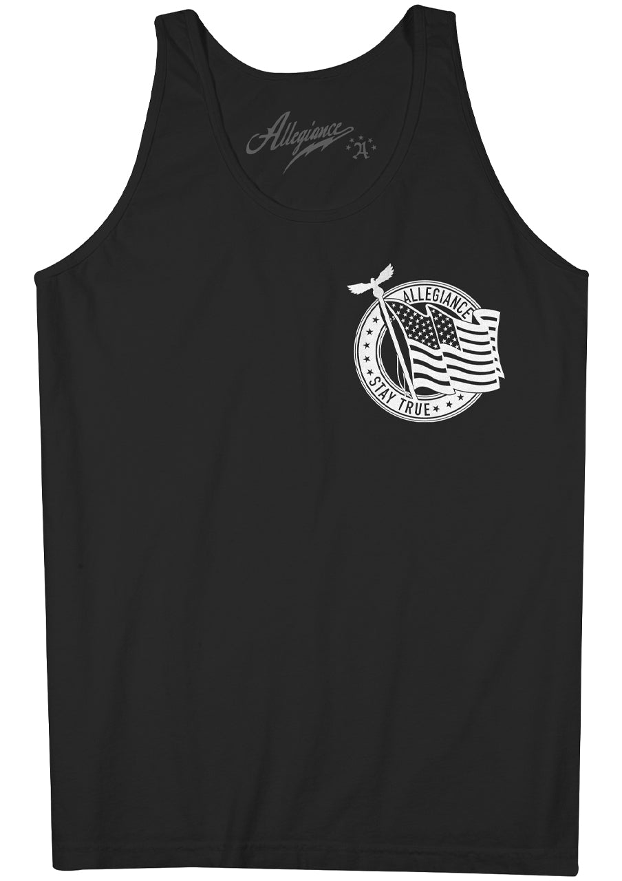 Alle. Pledge Back Hit Tank Top