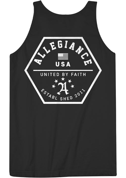 Alle. Siege Back Hit Tank Top