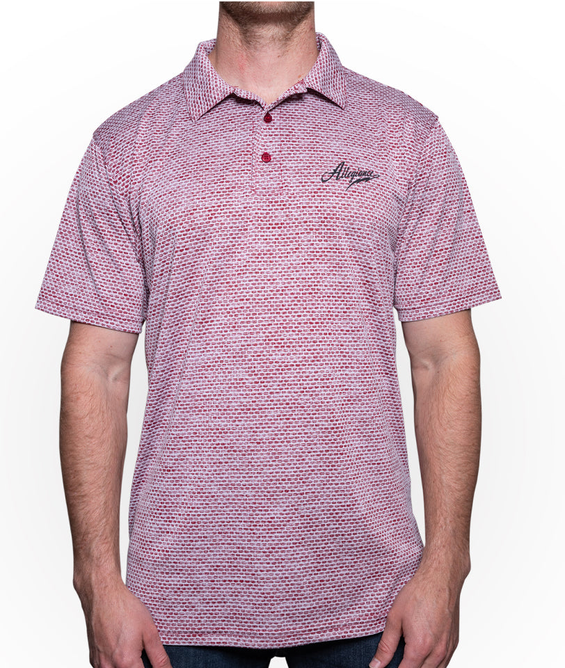 Alle. Woods polo