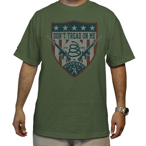 Don't Tread Shield Premium Tee