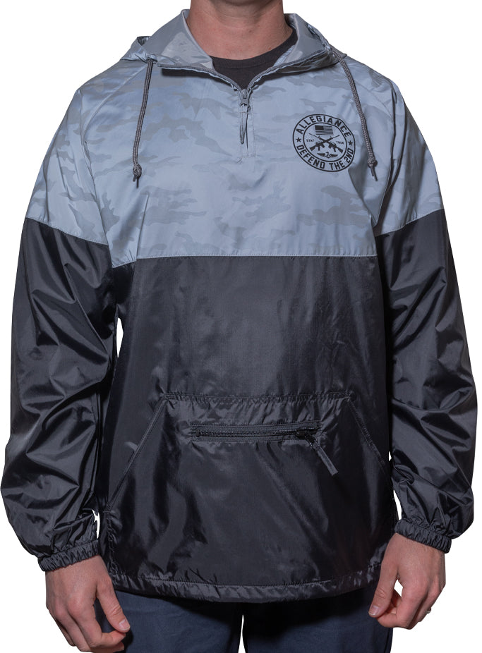 Defend the Second Reflective Windbreaker