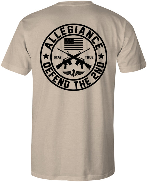 Defend the Second Premium Tee