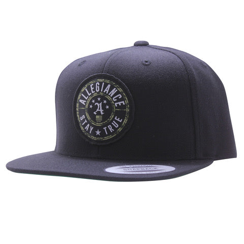 Captain Gold Snapback