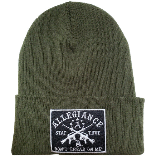 Don't Tread Beanie