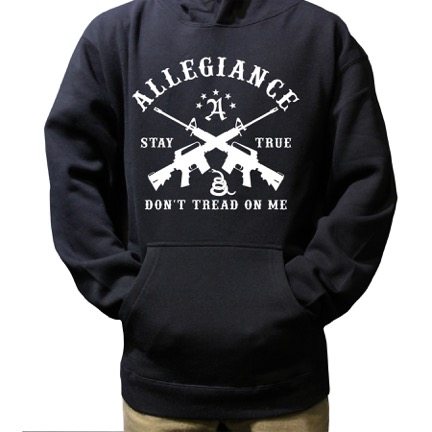 Don't Tread Hoodie