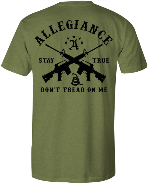 Don't Tread Premium Tee