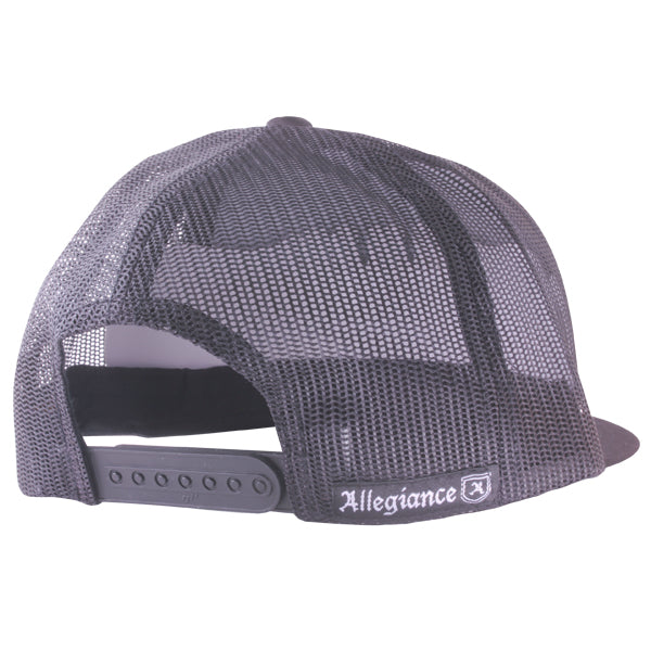 Thin Blue Line Trucker Hat