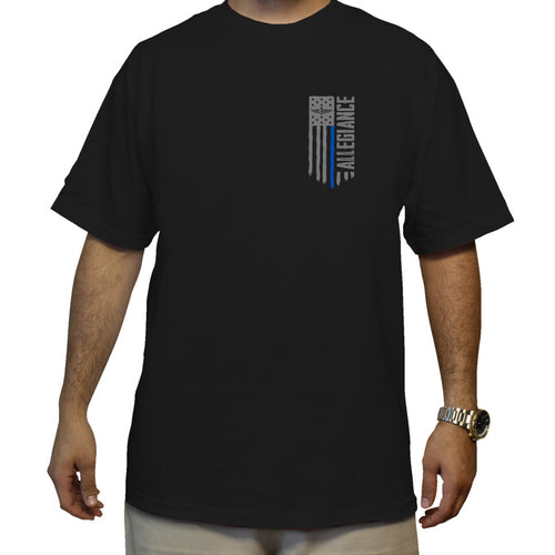 Alle. Freedom Blue Line Tee