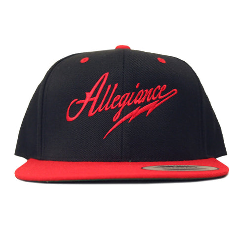 Allegiance Alle. Green Flag Trucker