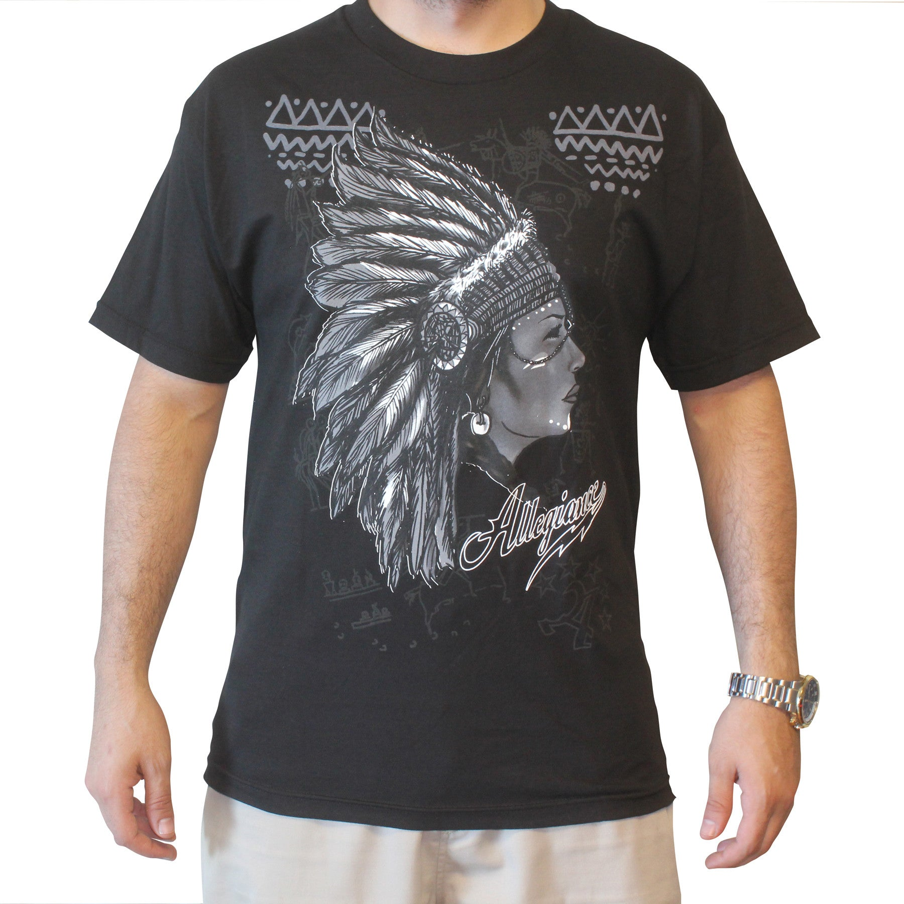Chiefin - Allegiance Clothing - 1