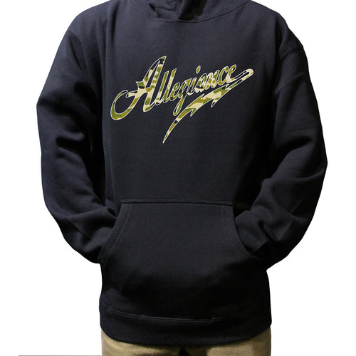 Alle. Classic Camo Hoodie