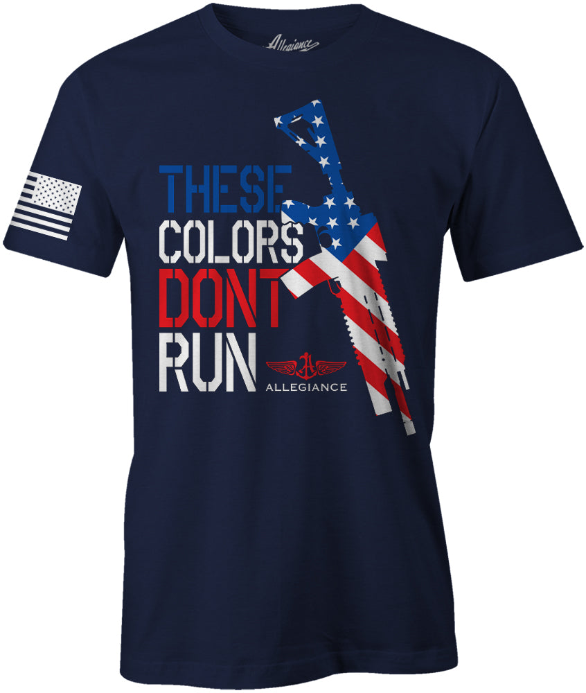 Colors Don't Run Premium Tee