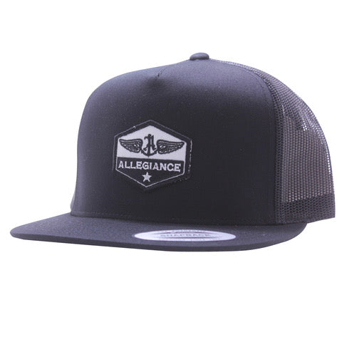 Allegiance Hex Trucker Hat