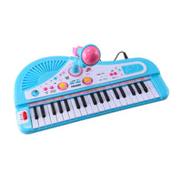37 Keys Electronic Piano Kids Keyboard Plastic - CanalSide Cravings