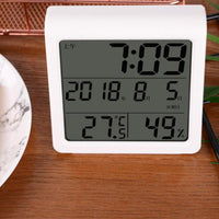 Home Thermometer Hygrometer Automatic Electronic - CanalSide Cravings
