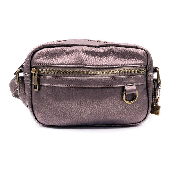 Christy Handbag - Pewter - CanalSide Cravings