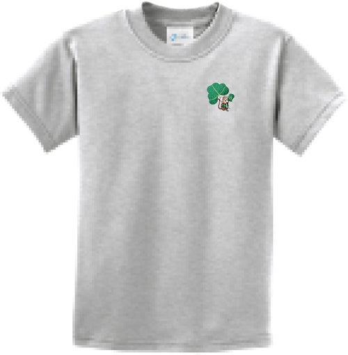 St Patricks Day Lucky Irish Mouse Patch Pocket - CanalSide Cravings