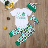 Lovely Baby Girl Boy St Patrick's Day Clothes - CanalSide Cravings