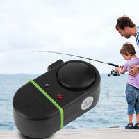 New Electronic LED Light Fish Bite Sound Alarm - CanalSide Cravings