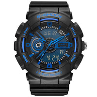 Outdoor Sports Men's Watch LED Electronics - CanalSide Cravings
