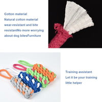 Cotton Molar Chew Toy - CanalSide Cravings