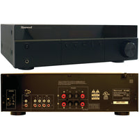 Sherwood 200-watt Am And Fm Stereo Receiver