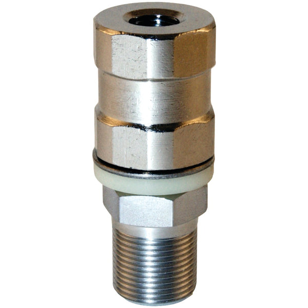 Tram Super-duty Cb Stud Stainless Steel So-239 All Thread & Contact Pin