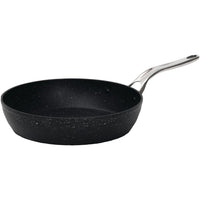 "The Rock By Starfrit The Rock By Starfrit Fry Pan With Stainless Steel Handle (10"")"